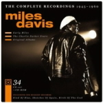 MILES DAVIS - The Complete Recordings 1945-1960 (12CD)