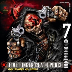 Five Finger Death Punch - And Justice For None / Vinyl / 2LP