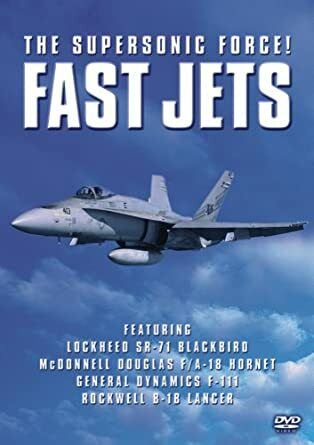 Fast Jets - The Supersonic Force!