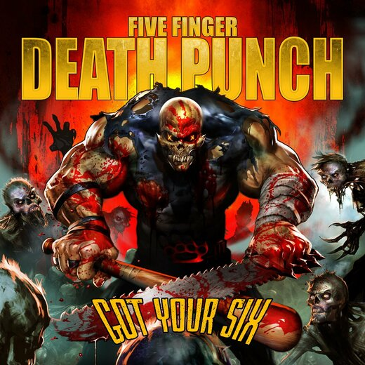 Five Finger Death Punch - Got Your Six / DeLuxe Edition