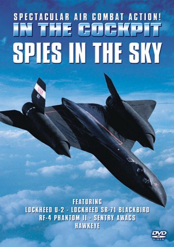 In The Cockpit - Spies In The Sky