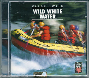 Relax With Wild White Water