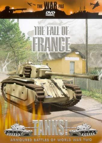 Tanks - Fall Of France