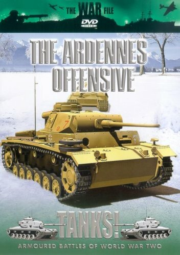 Tanks !: The Ardennes Offensive